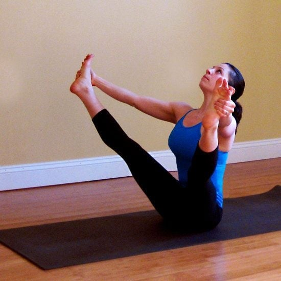 Yoga Poses to Stretch the Hamstrings