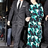 Will Kopelman enjoyed a dinner with Drew Barrymore.