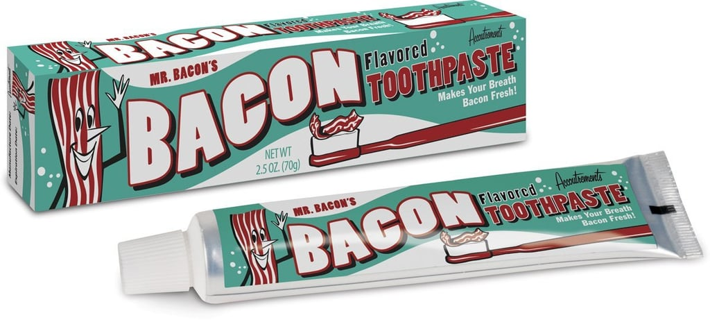 Accoutrements Mr. Bacon's Bacon Flavored Toothpaste