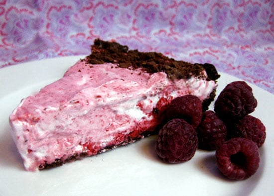 Recipe For Frozen Raspberry Pie   POPSUGAR Fitness