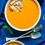 Fresh San Marzano Tomato Basil Soup
