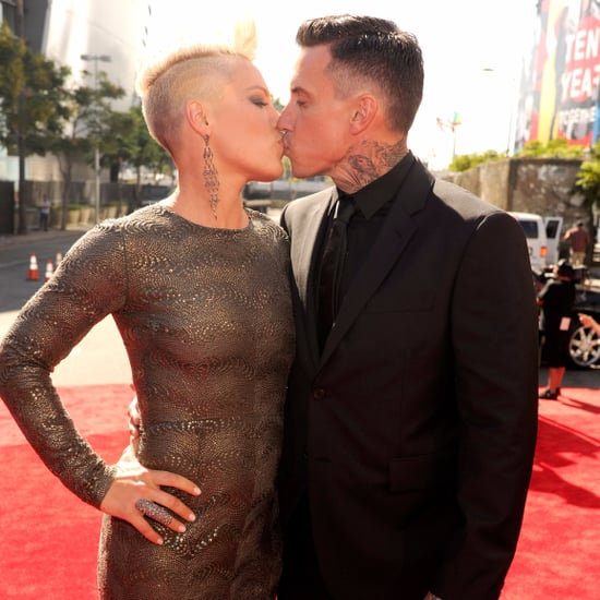 Pink's Anniversary Message For Carey Hart on Instagram 2017