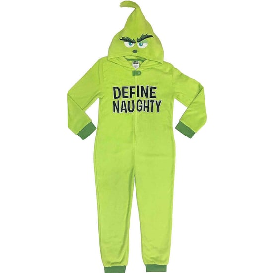 Grinch Onesie Pajamas