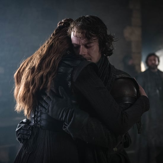 Sansa and Theon's History on Game of Thrones