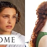 Padmé's Attack of the Clones Hair