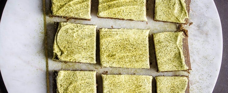 Matcha Brownie Recipe