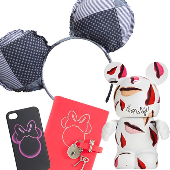Barneys Disney Electric Holiday Collection Pictures