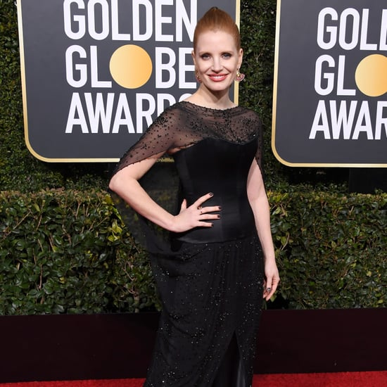 Jessica Chastain Shares Photo of Her Daughter January 2019