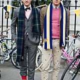 Francis Boulle and Frederik Ferrier