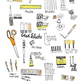 Tools For Making Print ($20)