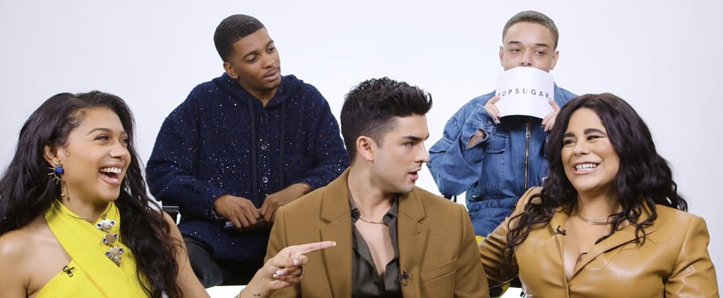 On My Block Video Interview