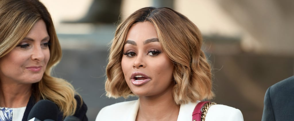 """Blac Chyna's """"Legal Action"""" Wigs"""