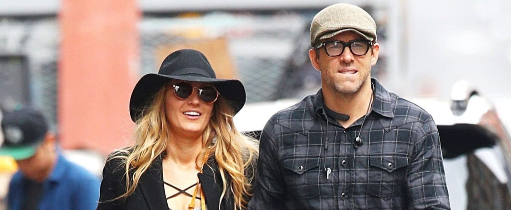 Blake Lively and Ryan Reynolds Make a Casual NYC Outing Look Like a Damn Photo Shoot