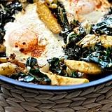 Vegetarian Egg Hash