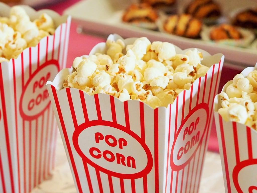 اذهبي لحضور الأفلام
