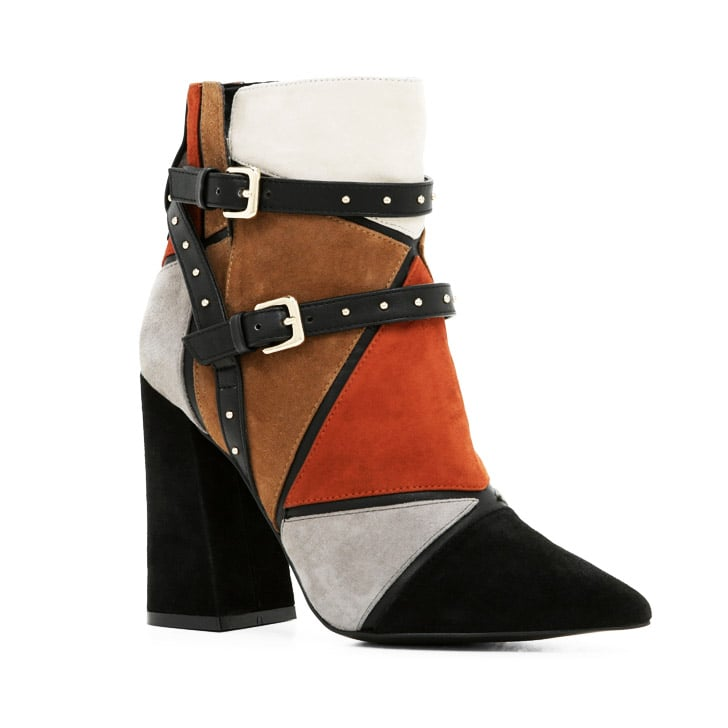 Patchwork Boots