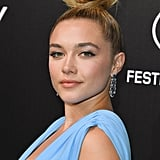 Florence Pugh's Topknot, 2019
