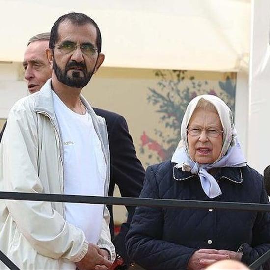 الملكة إليزابيث الثانية تنحدر من سلاسة النبي محمد