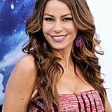 Sofia Vergara's Light Brown Highlights