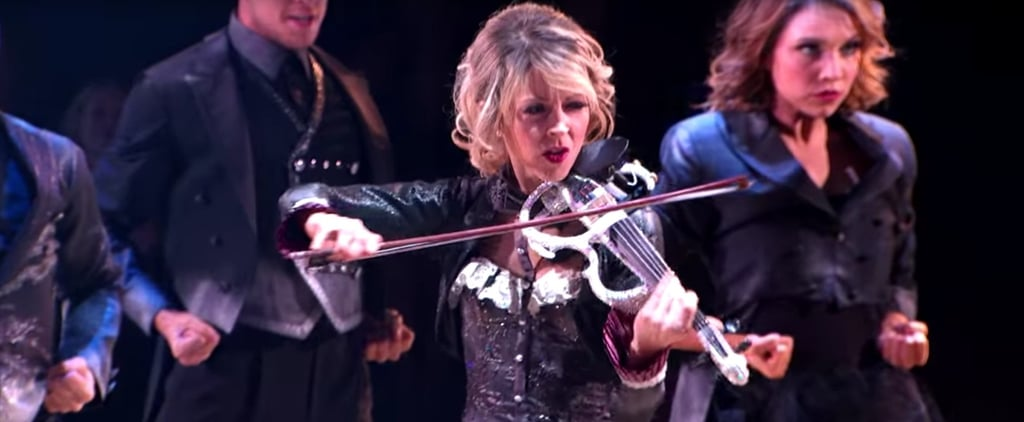 Lindsey Stirling Freestyle on Dancing With the Stars
