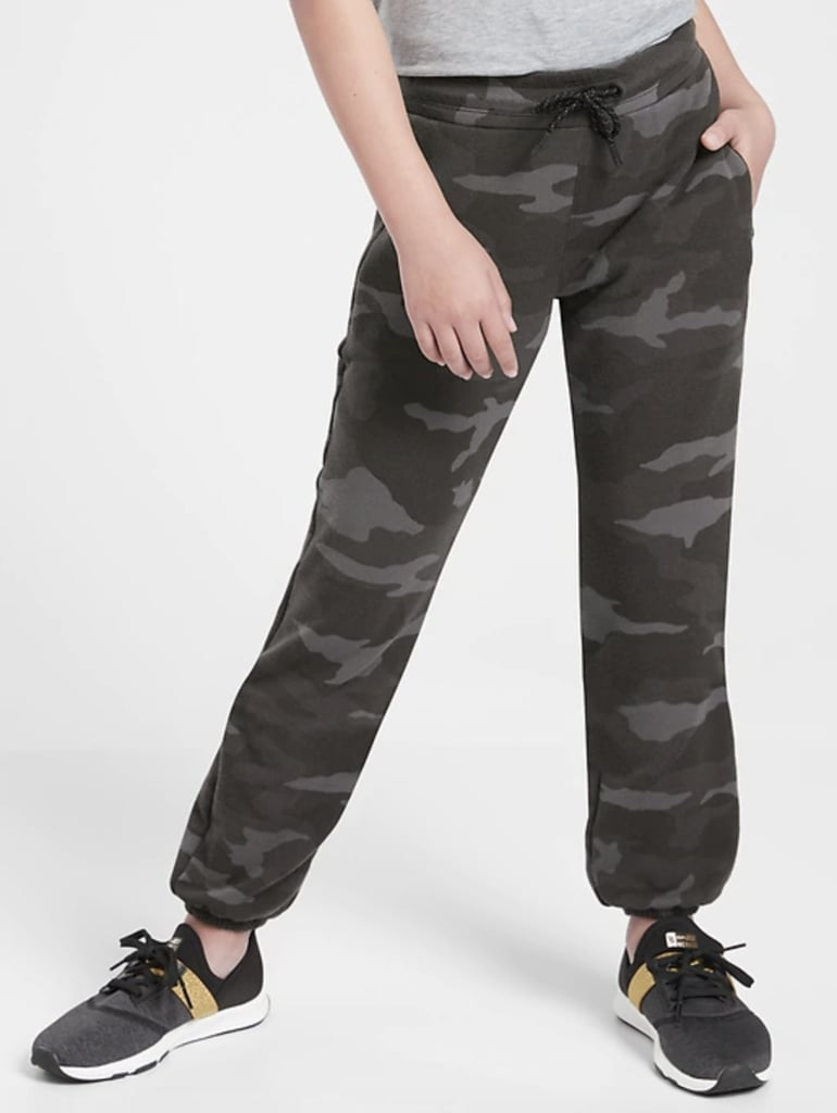 Takin' It Easy Printed Jogger