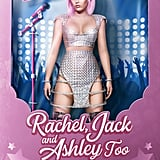 """The title of Miley Cyrus's episode is """"Rachel, Jack, and Ashley Too."""" According to Netflix's official description, the episode will follow """"a lonely teenager who yearns to connect with her favorite pop star — whose charmed existence isn't quite as rosy it appears."""""""