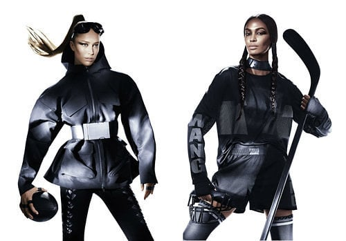 Alexander Wang's H&M Ad Campaign, Revealed