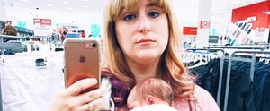 Mom's Message to the Woman Who Judged Her Postpartum Body at Target
