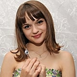 Joey King's Medium-Length Haircut