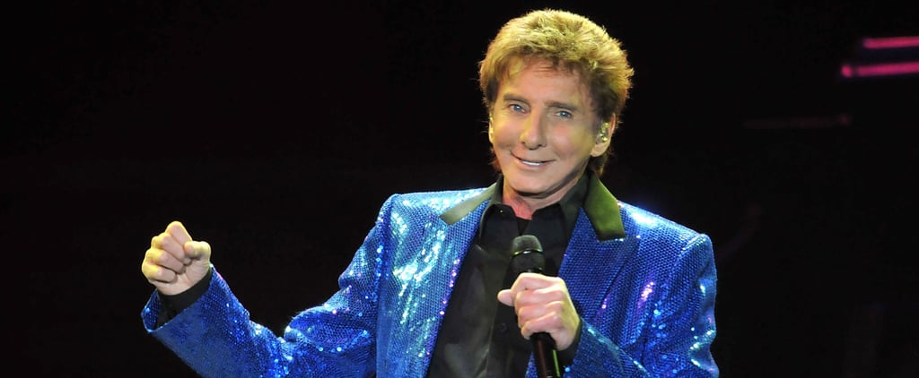 Barry Manilow Opens Up About His Longtime Romance With Husband Garry Kief