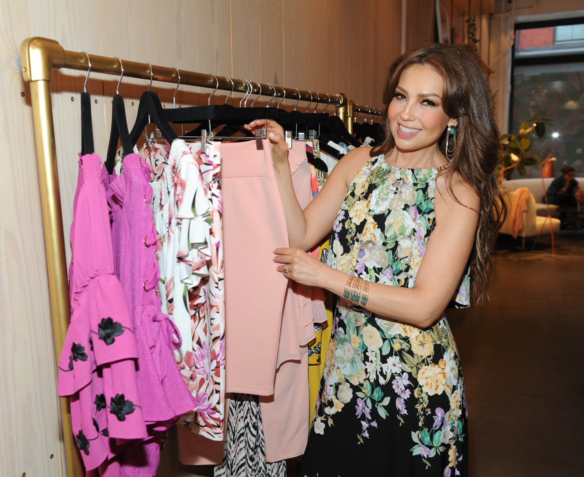 - New York, NY - 05/31/2018 -  Thalia Sodi Celebrates Summer `18 Collection Available Exclusively at Macy`s.-PICTURED: Thalia Sodi-PHOTO by: Michael Simon/startraksphoto.com-MS457656Editorial - Rights Managed Image - Please contact www.startraksphoto.com for licensing fee Startraks PhotoStartraks PhotoNew York, NY For licensing please call 212-414-9464 or email sales@startraksphoto.comImage may not be published in any way that is or might be deemed defamatory, libelous, pornographic, or obscene. Please consult our sales department for any clarification or question you may haveStartraks Photo reserves the right to pursue unauthorized users of this image. If you violate our intellectual property you may be liable for actual damages, loss of income, and profits you derive from the use of this image, and where appropriate, the cost of collection and/or statutory damages.