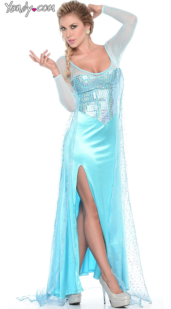 Sexy Elsa Sexy Frozen Halloween Costumes Popsugar Love Sex Photo 3