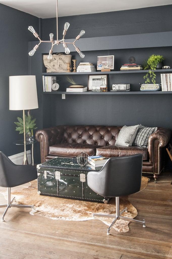 Myth: Less Furniture Makes a Room Look Bigger