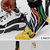 ASOS Disney The Lion King Two-Pack Character Socks