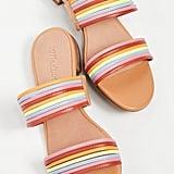 Madewell The Meg Slide Sandals