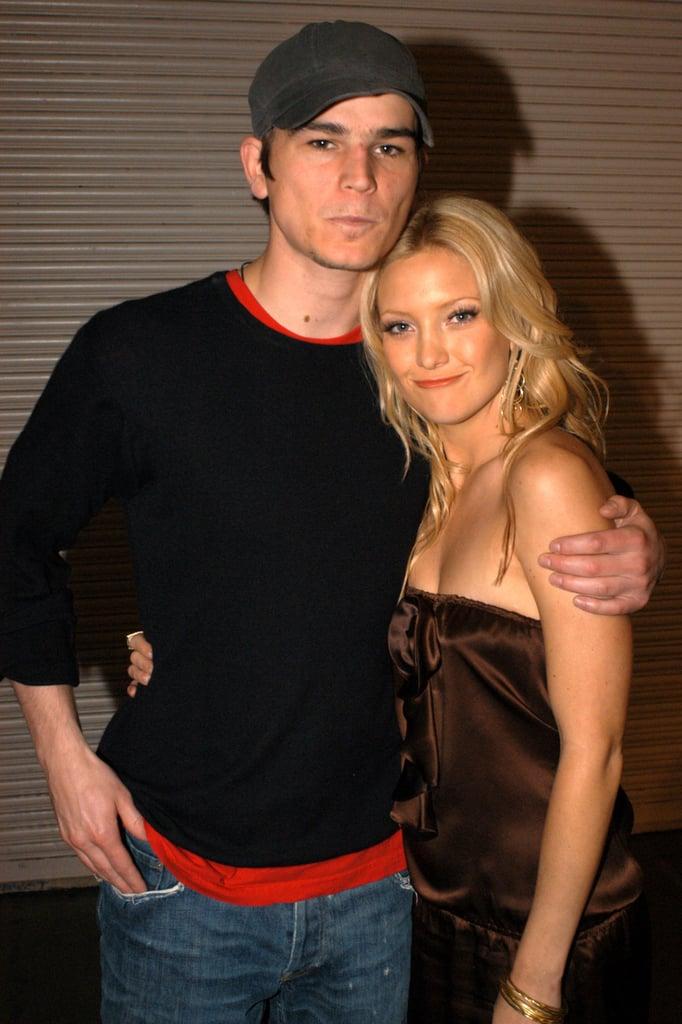 Josh Hartnett and Kate Hudson