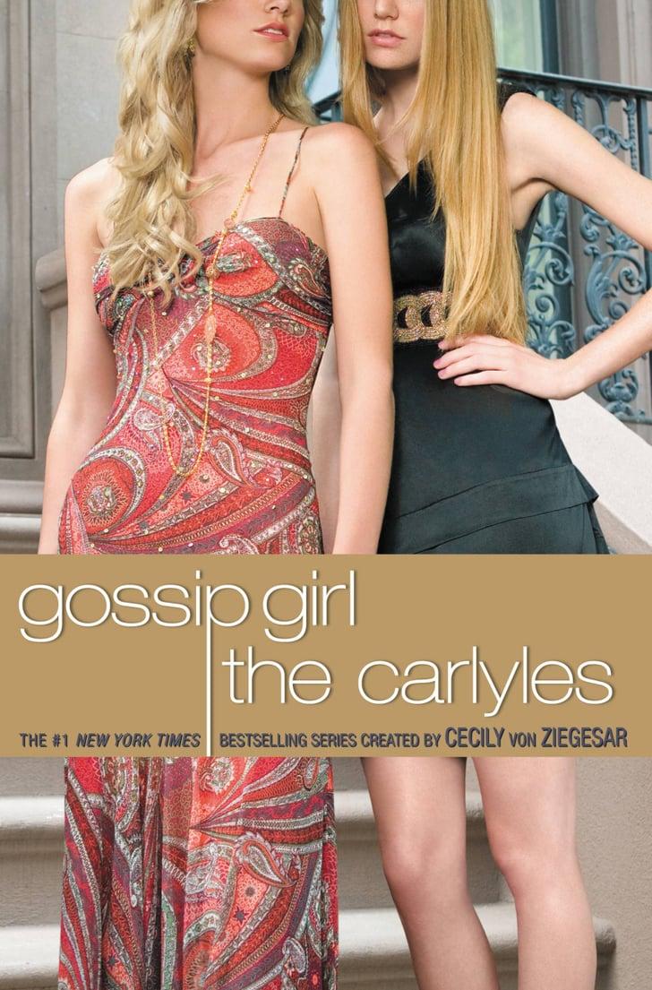 gossip girl  the carlyles by cecily von ziegesar