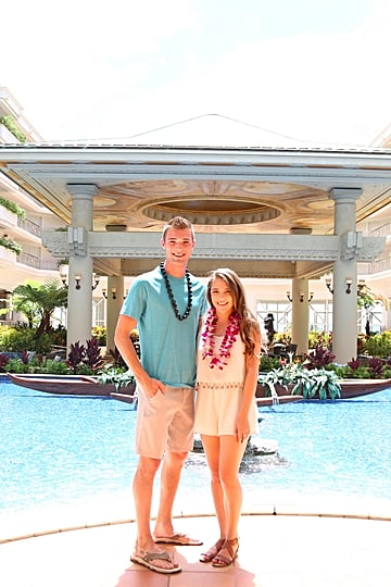 Tinder Sends Couple to Maui