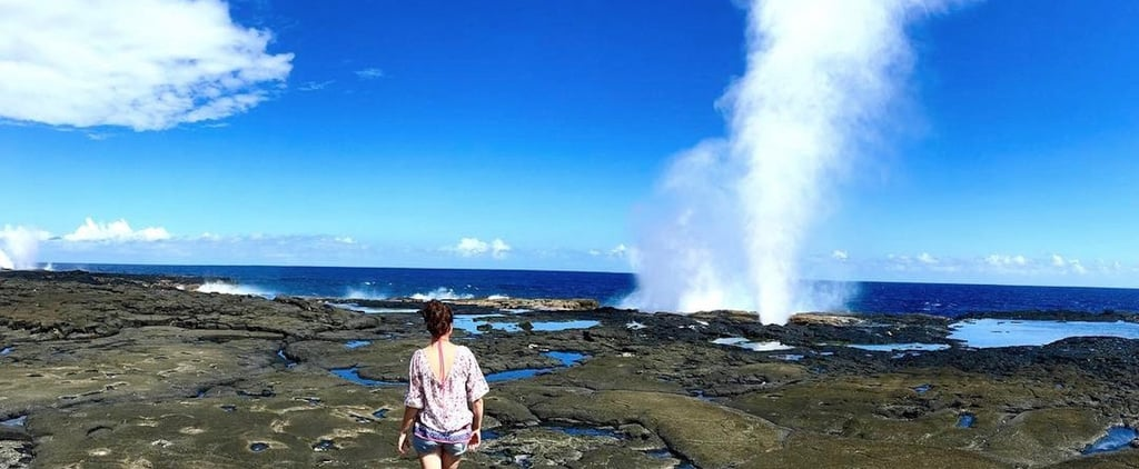 "These Crazy Blowholes in Samoa Will Make You Say ""WHOA"""