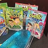Gelli Baff and Slime Baff