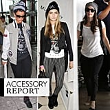 Beanies are the latest celeb trend. See how our favorites are styling theirs for Fall.