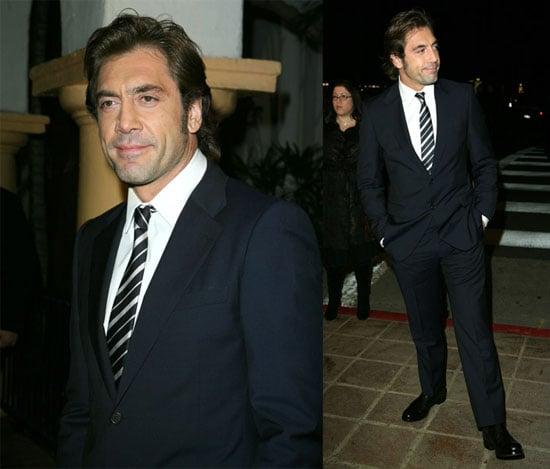 Javier Bardem Honored at the Santa Barbara Film Festival
