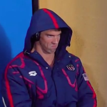 Funniest Phelps Face Memes
