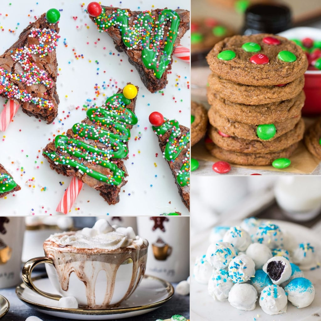 easy holiday desserts for kids popsugar moms. Black Bedroom Furniture Sets. Home Design Ideas