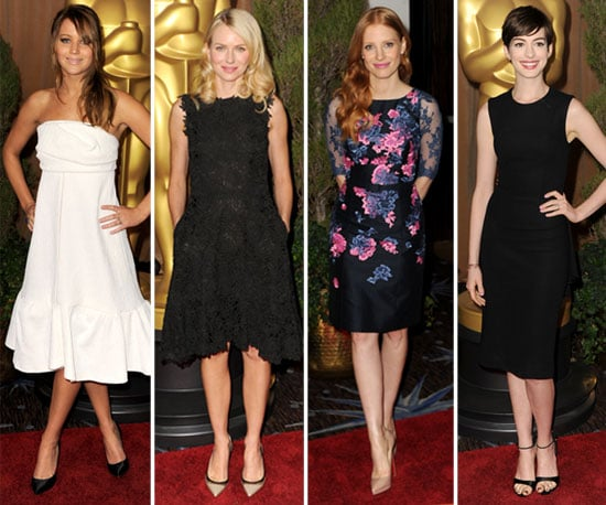 Oscar Nominees Lunch 2013 | Pictures