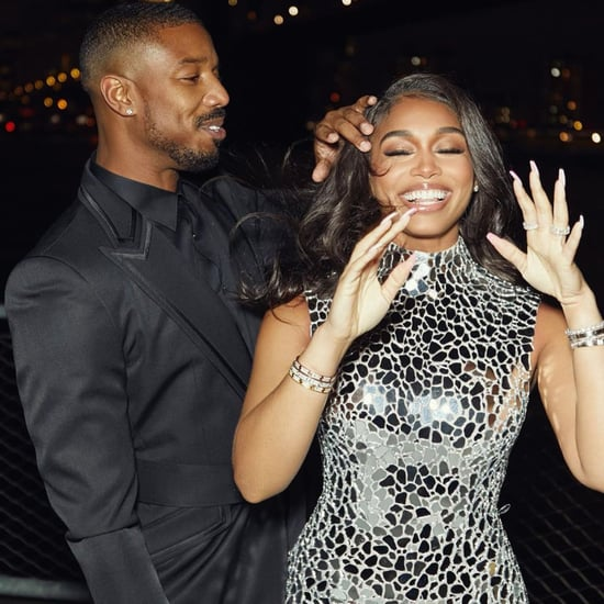 Michael B. Jordan and Lori Harvey Valentine's Date Outfits