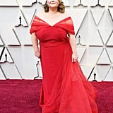 Danielle Macdonald at the 2019 Oscars
