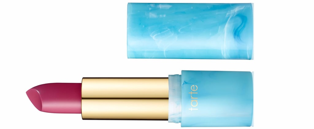 Your Lips Will Thank You After You Try Tarte's New Hydrating Lipstick
