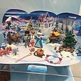 Playmobil Royal Ice Skating Trip Advent Calendar