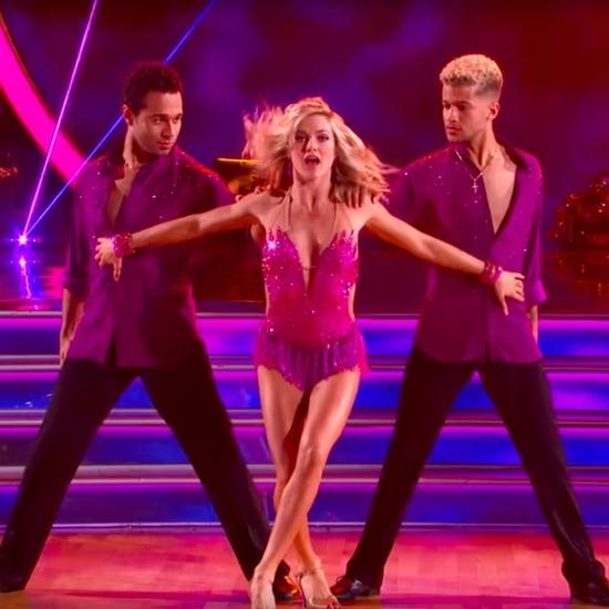 Jordan Fisher and Corbin Bleu on Dancing With the Stars